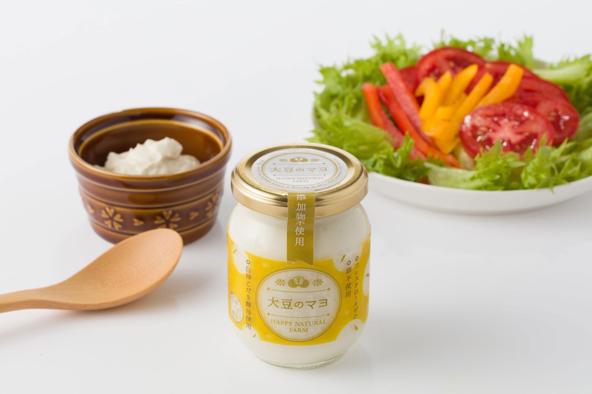 大豆蛋黃醬