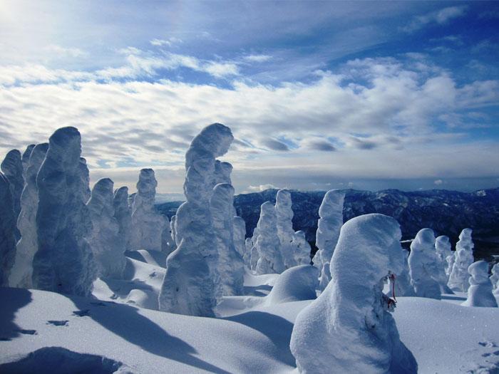 森吉山阿仁滑雪場